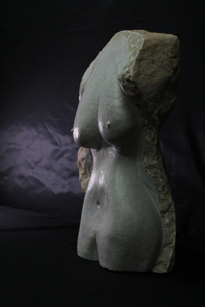 Bust Woman