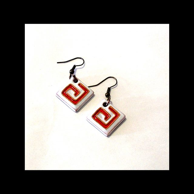 Earrings Portuguese Crafts