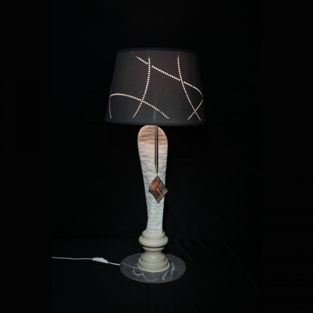 Candeeiro O iluminar d'uma tela