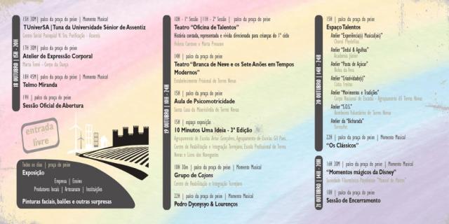 Decorre de 18 a 21 de outubro, na Praça do Peixe em Torres Novas, a Feira do CLDS